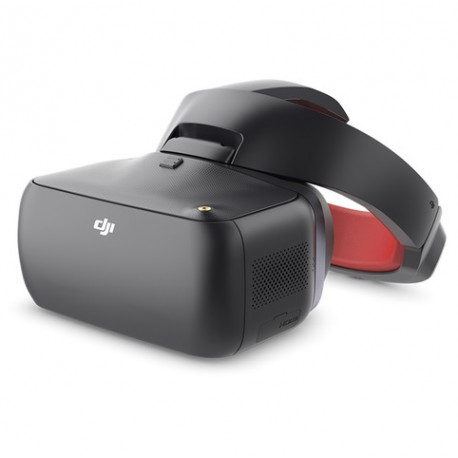 FPV DJI Goggles Racing Edition, main view