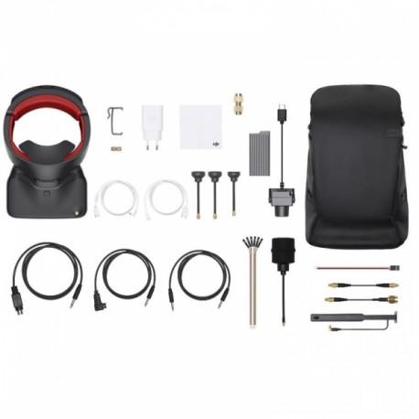 DJI Goggles Racing Edition Combo, equipment