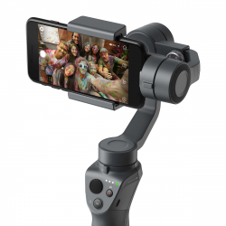 Stabilizer DJI Osmo Mobile 2 for smartphone