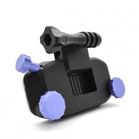 Backpack mount for GoPro