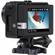 GoPro LCD Touch BacPac, with camera in frame