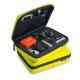 Кейс для екшн-камер маленький SP POV GoPro-Edition Small, жовтий у розкритому вигляді