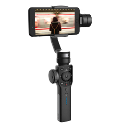 Zhiyun Smooth-4, with a smartphone