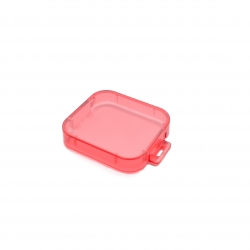 Pink filter for GoPro HERO7, HERO6 and HERO5 Black without housing