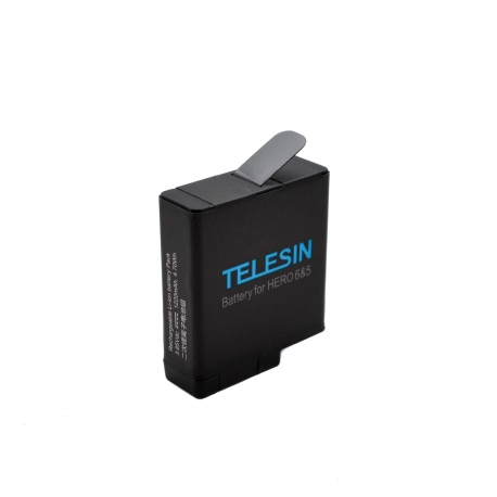 Аккумулятор Telesin для HERO6 и HERO5 Black (GP-BRT-501)