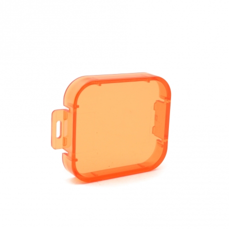 Orange filter for GoPro HERO6 and HERO5 Black without housing