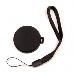 Lens protection cap for DJI OSMO
