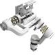 Стабілізатор для смартфонів з телескопічною рукояткою Vimble 2, внутрішня конструкція