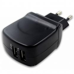 MiniBatt 2 Way Port USB