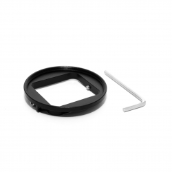 52 mm adapter for GoPro HERO4 and HERO3+ Standard housing