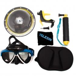 Diving and snorkeling kit for GoPro HERO7, HERO6 and HERO5 Black