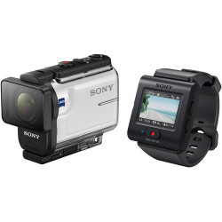 Экшн-камера Sony HDR-AS300 c пультом д/у RM-LVR3
