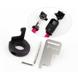 Remote monopod mount for GoPro