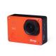 Экшн-камера GitUp Git2P Pro, оранжевая, разъемы