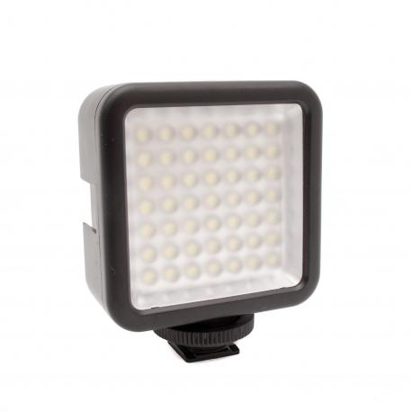 Димируемая светодиодная панель видео освещения на 49 LED