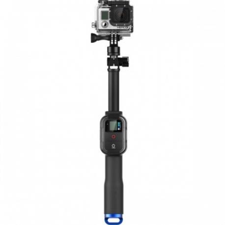 Монопод для GoPro 98см - Remote Pole (вид спереди)