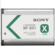 Sony NP-BX1 Rechargeable Lithium-Ion Battery Pack, frontal view