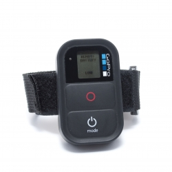 Remote wrist belt for GoPro