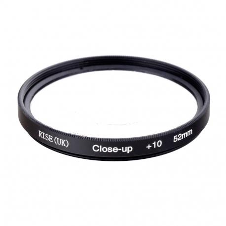 Макро линза для GoPro - 52 мм Close-up +10