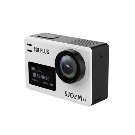 Экшн-камера SJCAM SJ8 PLUS, белая