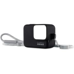 Силиконовый чехол с ремешком GoPro Sleeve + Lanyard для HERO7, HERO6 и HERO5 Black