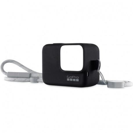 Силиконовый чехол с ремешком GoPro Sleeve + Lanyard для HERO6 и HERO5 Black