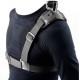 Shoulder belt for GoPro