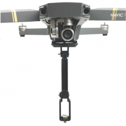 Крепление панорамной 360 VR камеры к DJI Mavic PRO