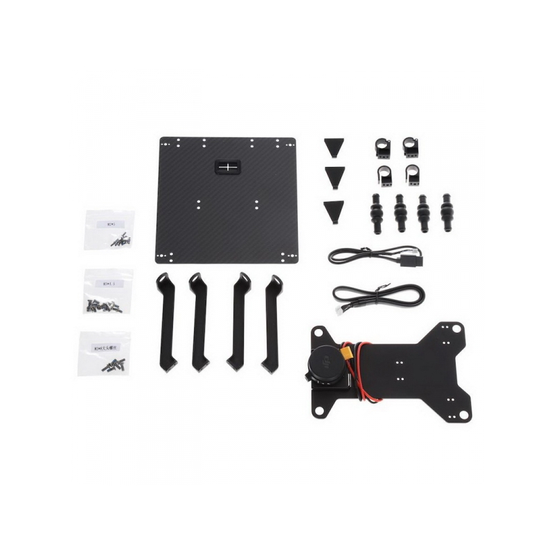 Spare parts for drones