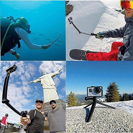 Оригінальний монопод GoPro 3-Way Grip | Arm | Tripod варіанти використання