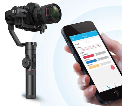 Мобильное приложение для работы с CRANE 2