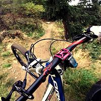 Кріплення для GoPro на велошолом