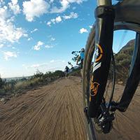 Кріплення для GoPro до велосипеду (на трубу 20 - 36 мм)