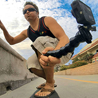 Зажим для GoPro з гусячою шиєю - Flex Clamp