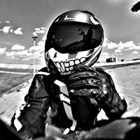 Металеве кріплення для GoPro для мотоцикла