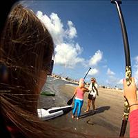 Крепление для GoPro на плечо