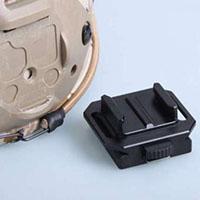 Кріплення для GoPro на військовий шолом (NVG) майданчик