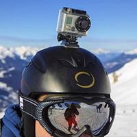 Вигнута площадка для GoPro