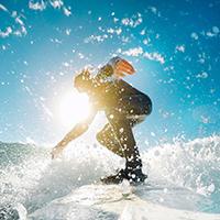 Кріплення для GoPro на серф