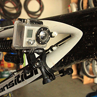 Кріплення GoPro Roll Bar Mount (3,55-6,35 см)