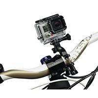 Кріплення GoPro Handlebar / Seatpost / Pole Mount (1,95-3,55 см)